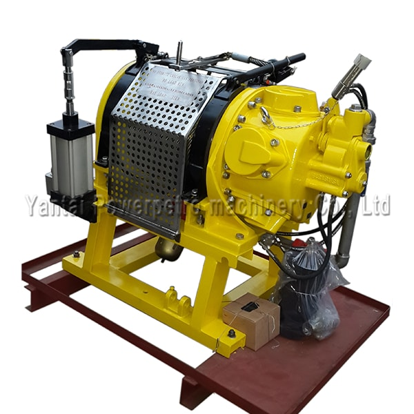 Pneumatic Winches