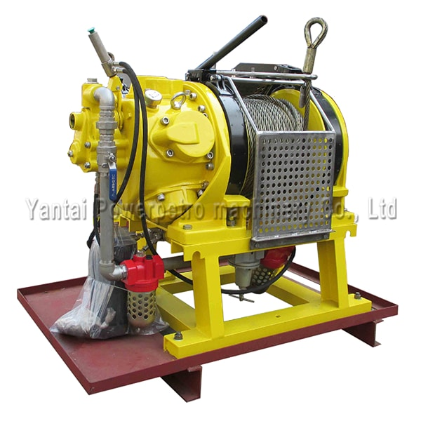 offshore air winch