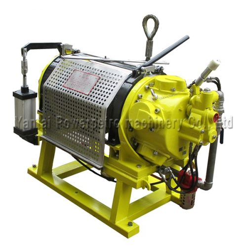pneumatic mining winch for sale