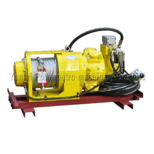 portable lightweight air winches
