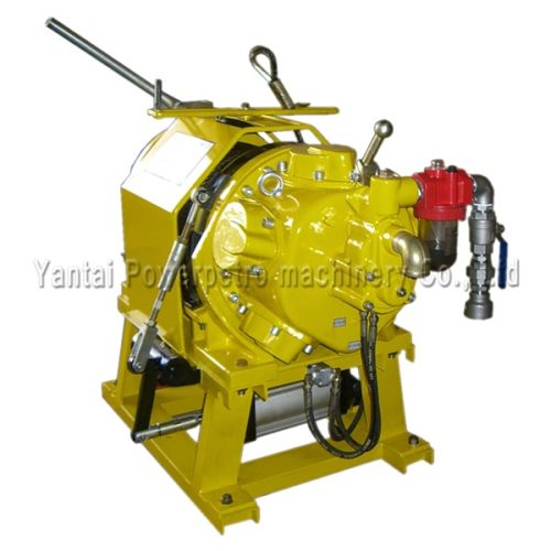 5ton air powered winch manufacturer