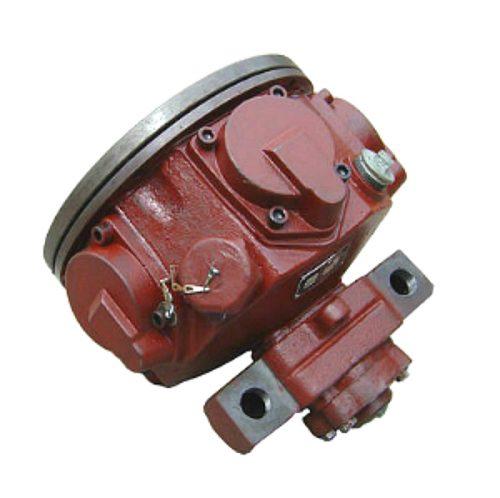 Radial Piston Air Motor Side View