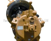 air piston motor for winches and drilling equipment