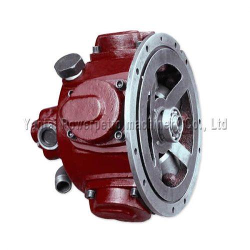 radial piston air motor2
