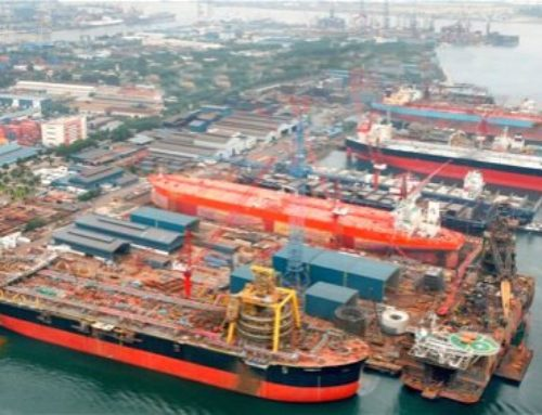DNV Pneumatic Winches and Hoists For Singapore Rigging & Shipbuilding Project