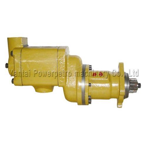 rotary vane air driven motor
