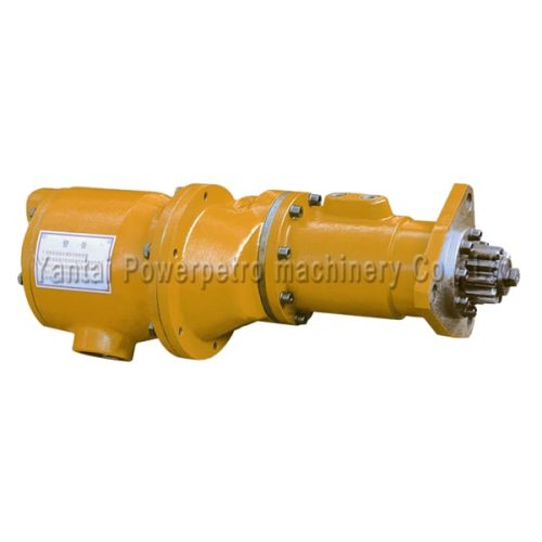 vane pneumatic motor for diesel engines and generators