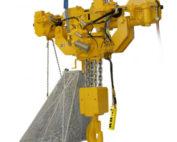 pneumatic BOP handling system