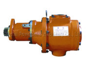 Pneumatic starter motors for diesel engines